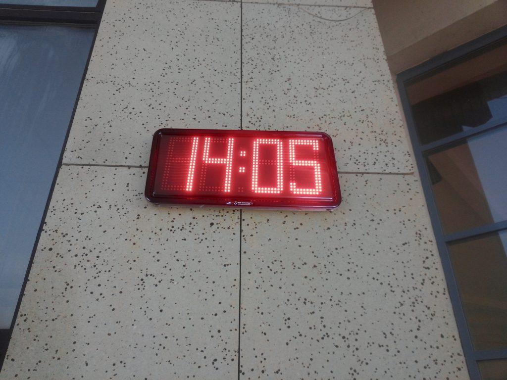 LED ure